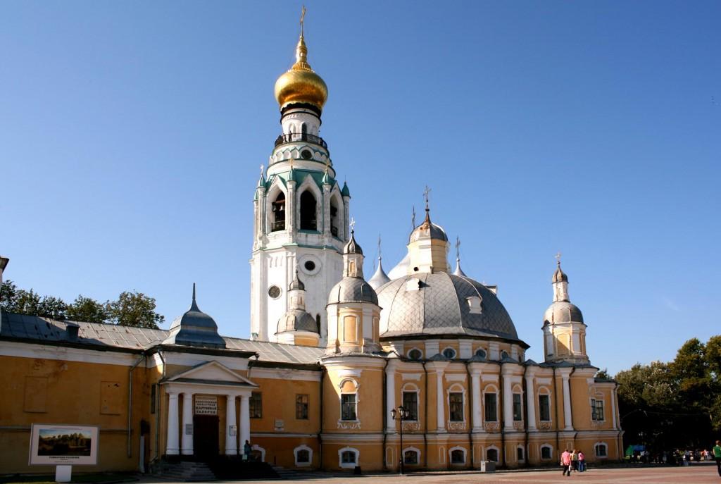 Воскресенский собор г. Вологды